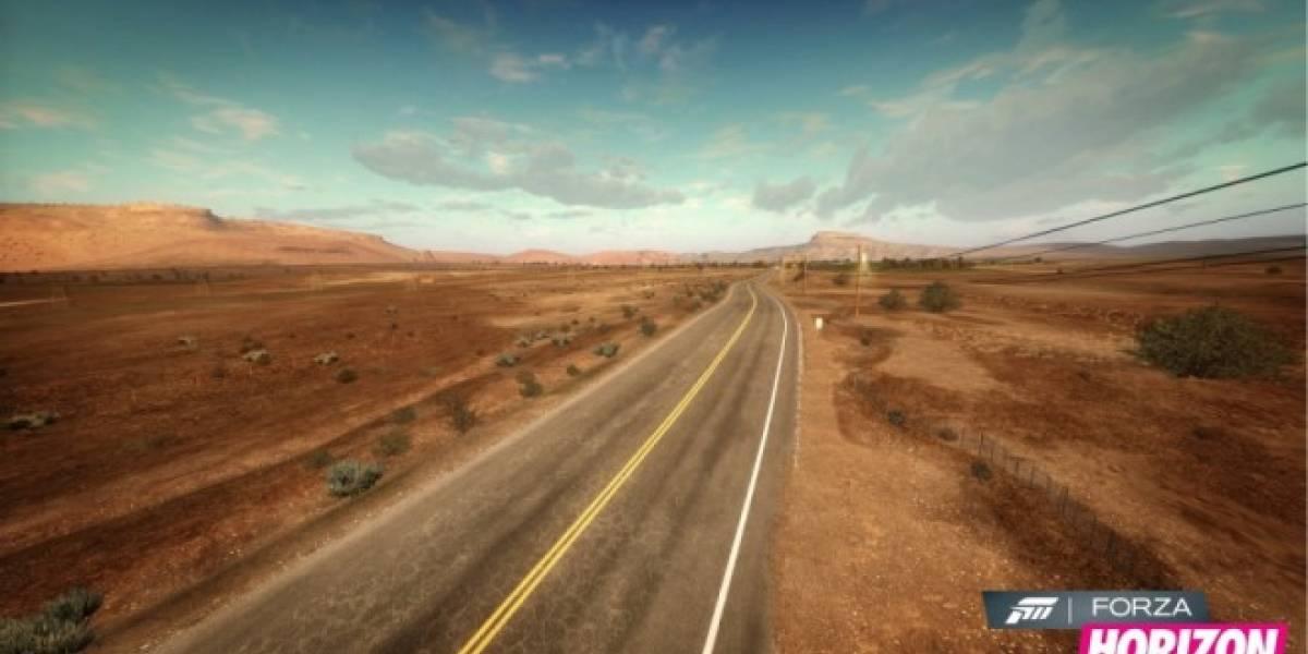 Playground Games explica por que Forza Horizon no corre a 60 cuadros por segundo