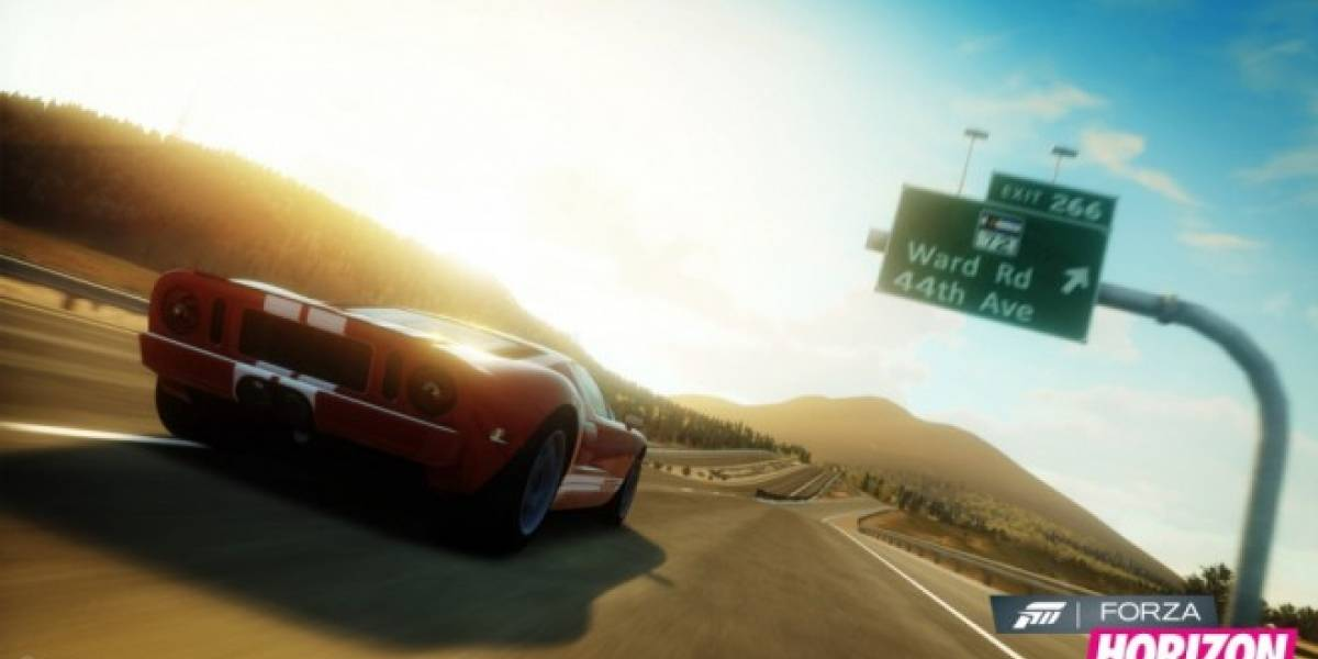 A primera vista: Forza Horizon