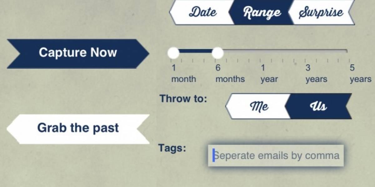 Throwback: Una aplicación ideal para los verdaderos nostálgicos del rollo de fotos