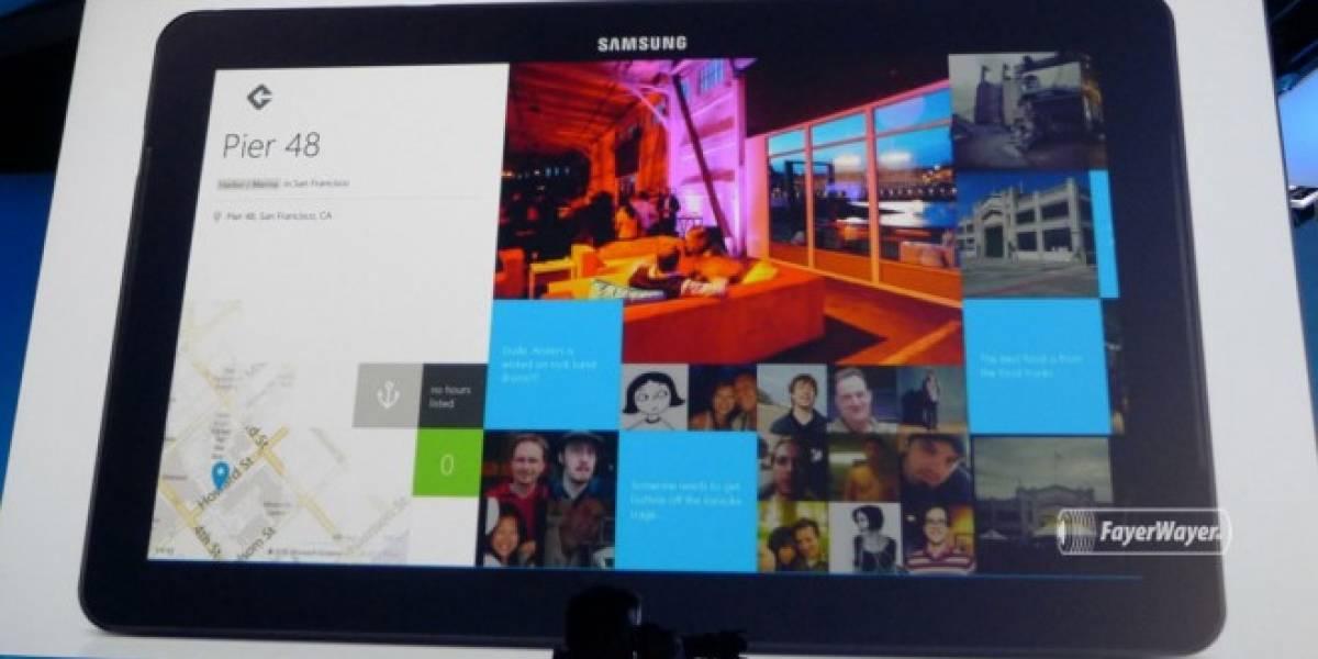 Foursquare estrena su primera aplicación nativa para Windows 8