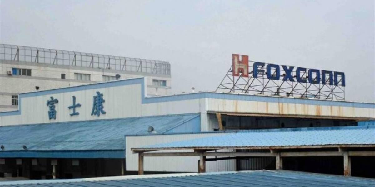BlackBerry firma acuerdo con Foxconn para fabricación de equipos