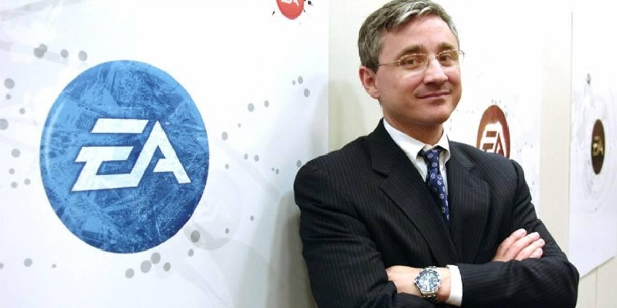 Presidente de EA dice que se acabó el tiempo para lanzar nuevas franquicias
