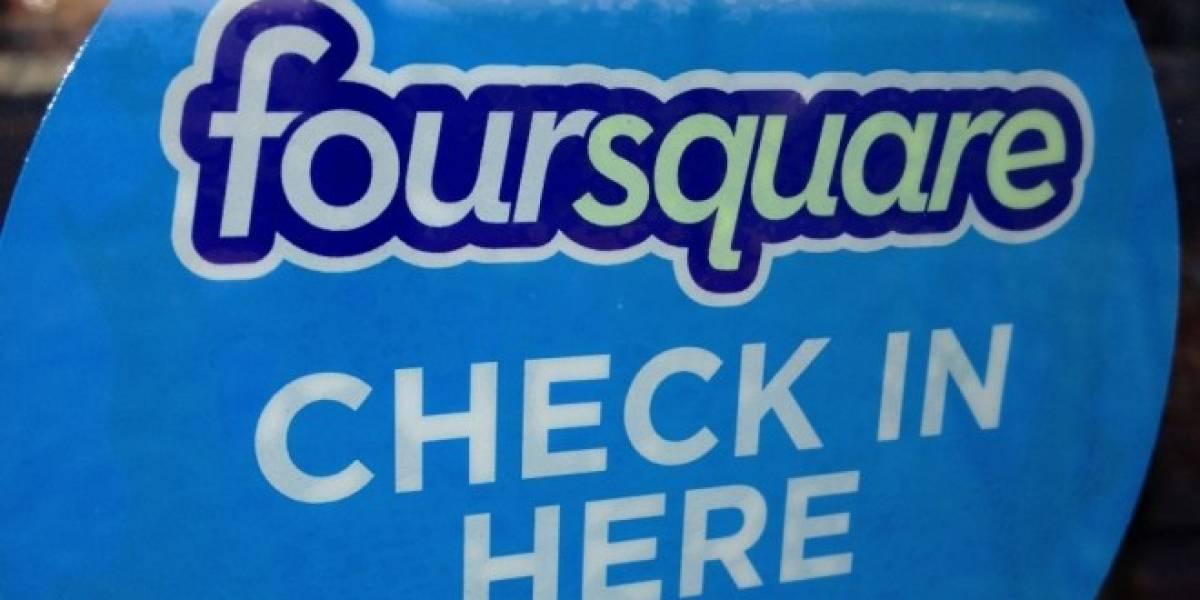 Foursquare lanza su aplicación oficial para s40