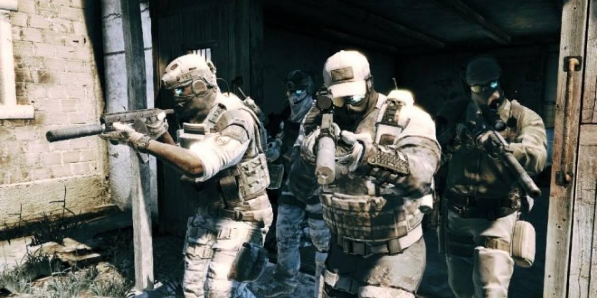 Esta es la tecnología disponible en Ghost Recon: Future Soldier