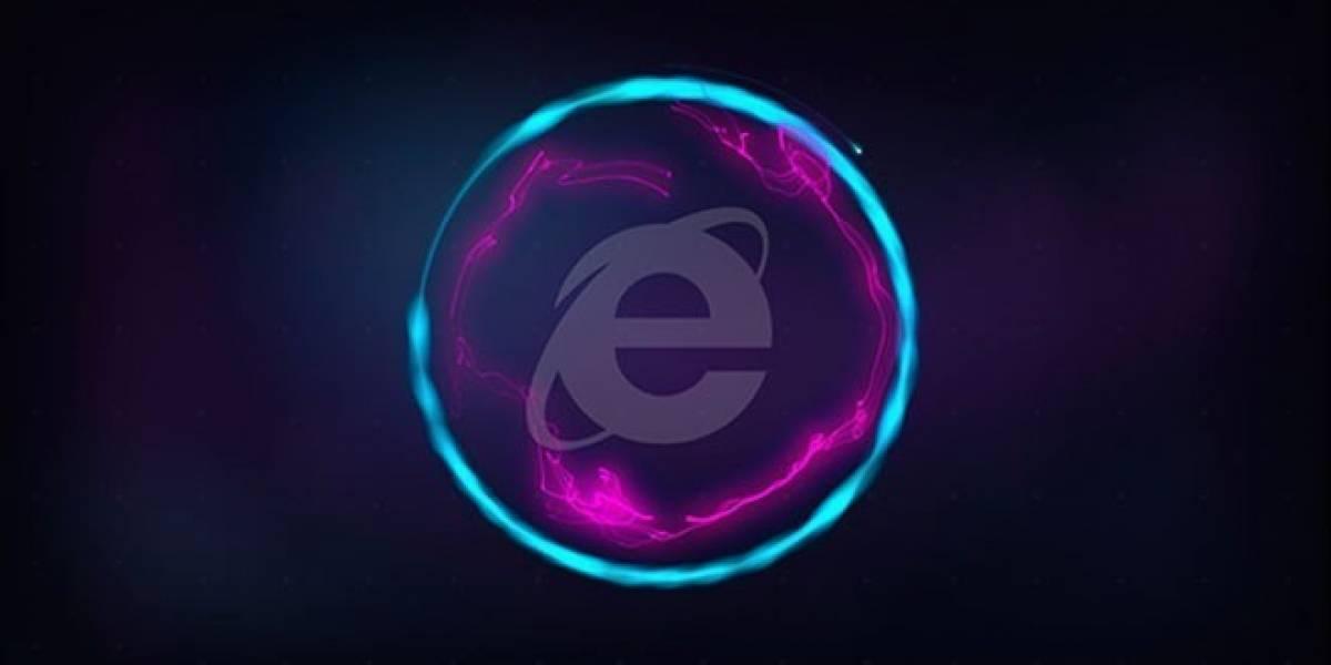 El mejor navegador para tu tableta es Internet Explorer 10, optimizado para pantallas táctiles