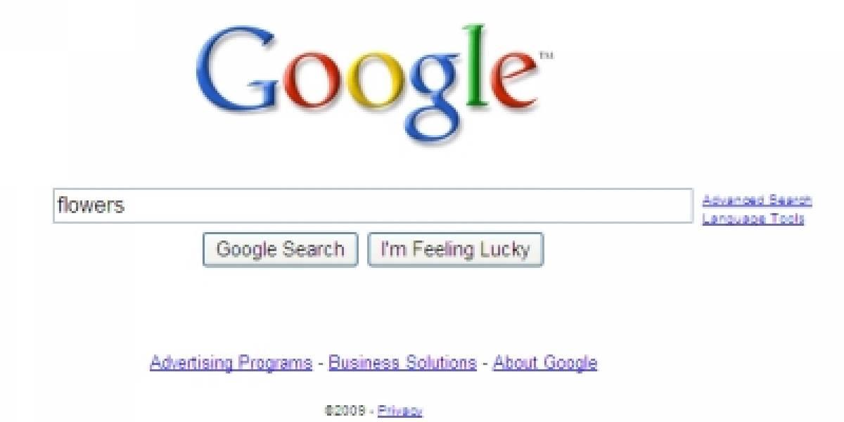 """Encuentra las diferencias del """"nuevo"""" Google"""