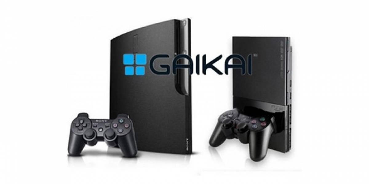Sony compra Gaikai por USD $380 millones