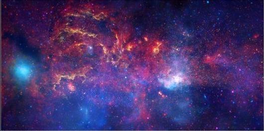 Tiempo antes del Big Bang podría haber ido hacía atrás, según estudios