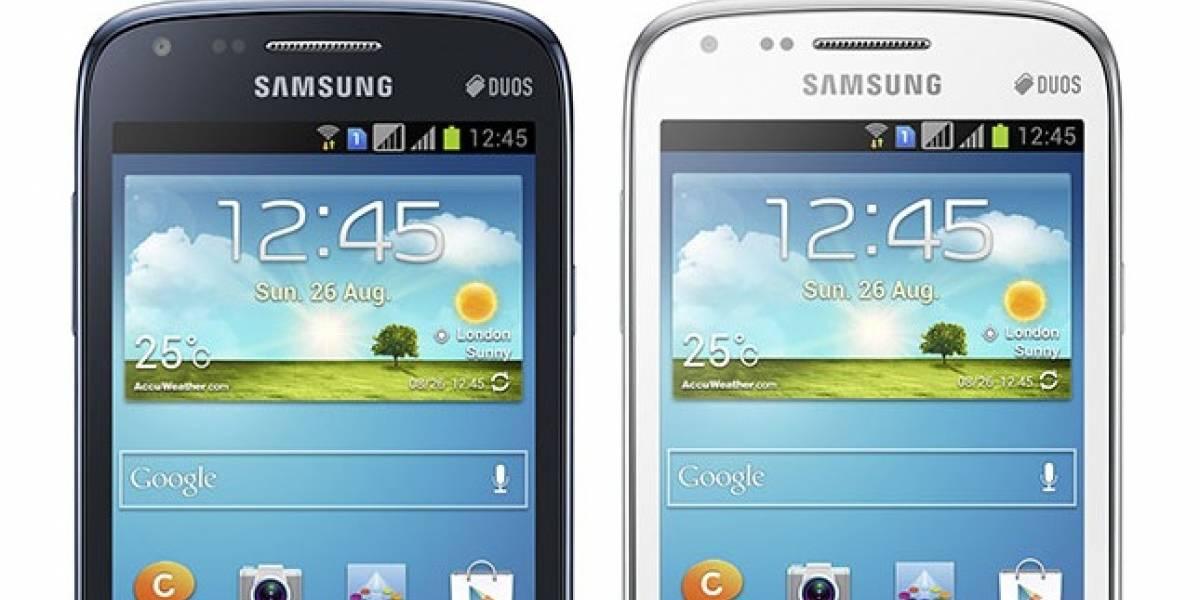 Samsung presenta un nuevo gama media, el Galaxy Core