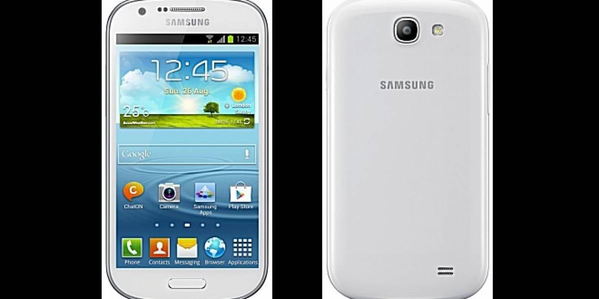Nuevo Samsung Galaxy Express con LTE, pantalla de 4,5 pulgadas y Jelly Bean