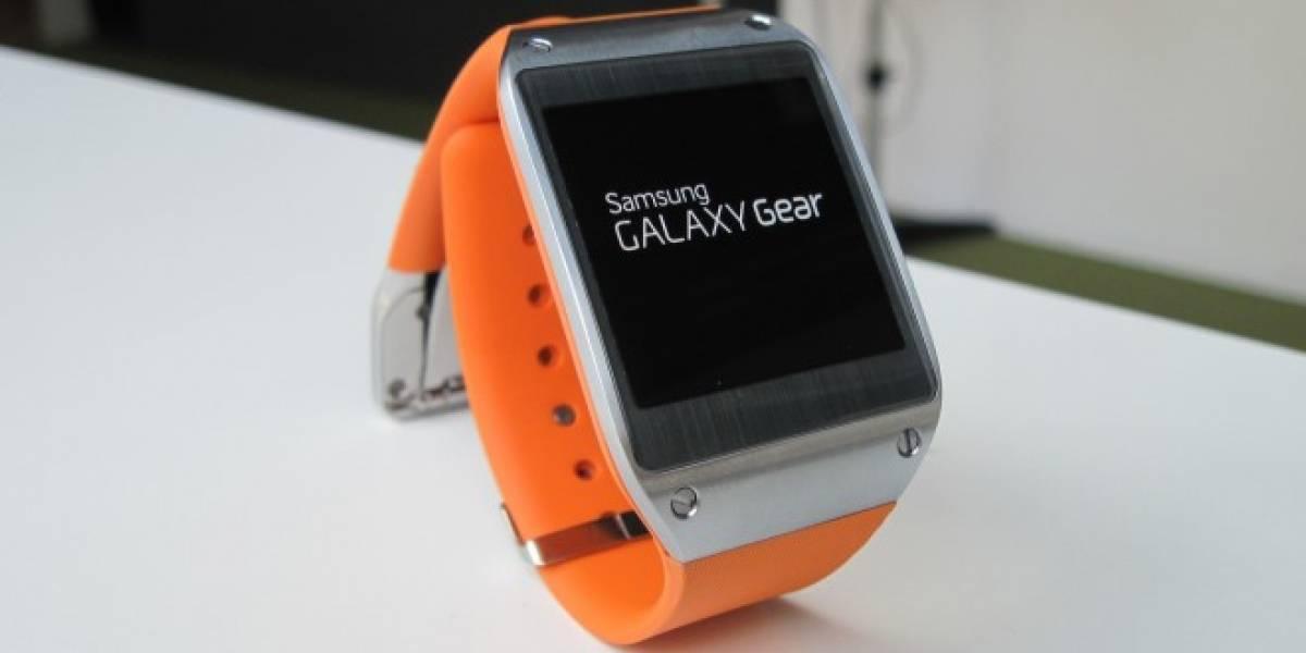 Samsung lanzaría el Galaxy Gear 2 y el Galaxy Band en MWC