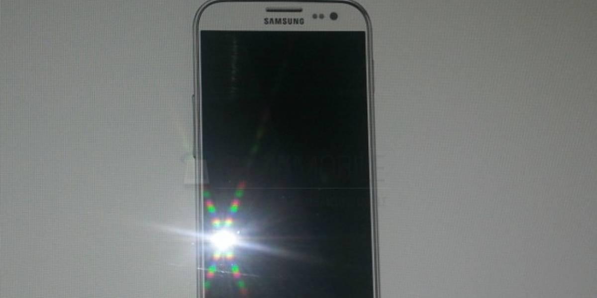 ¿Es ésta la primera imagen filtrada del Samsung Galaxy S IV?