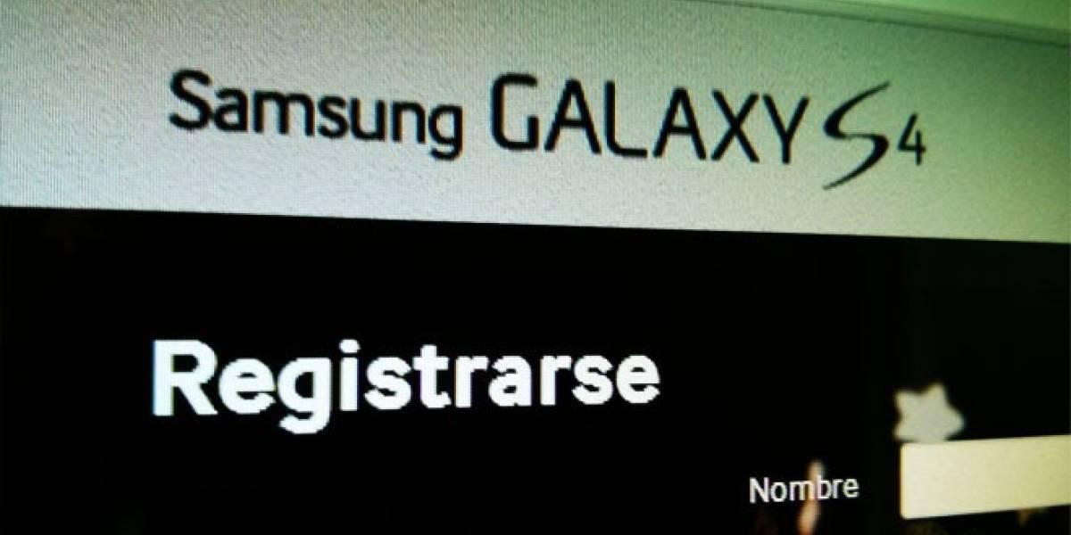 México: Ya se puede reservar el Samsung Galaxy S4 con Telcel