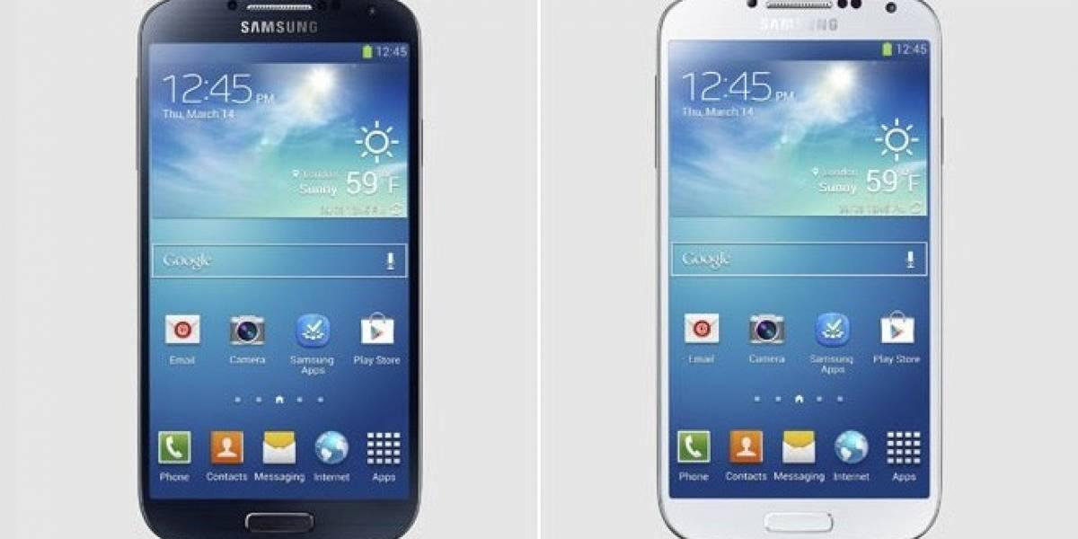 El Galaxy S4 hace pedazos a la competencia en benchmarks