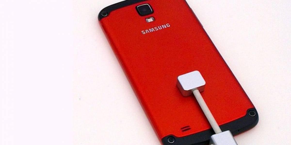 Samsung podría tener listo un Galaxy S4 Active Mini