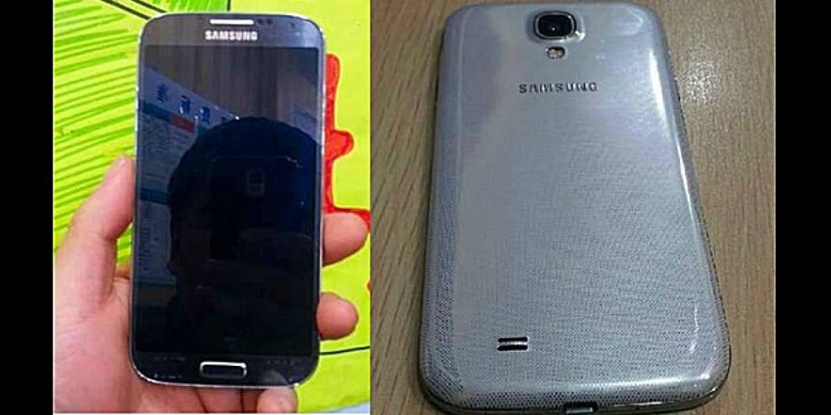 Se filtran imágenes del Samsung Galaxy S IV Duos en China