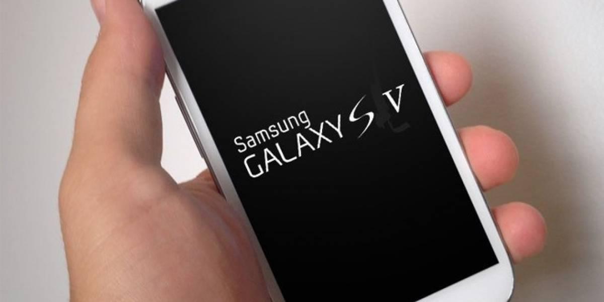 Samsung Galaxy S5 vendría con lector de huellas dactilares