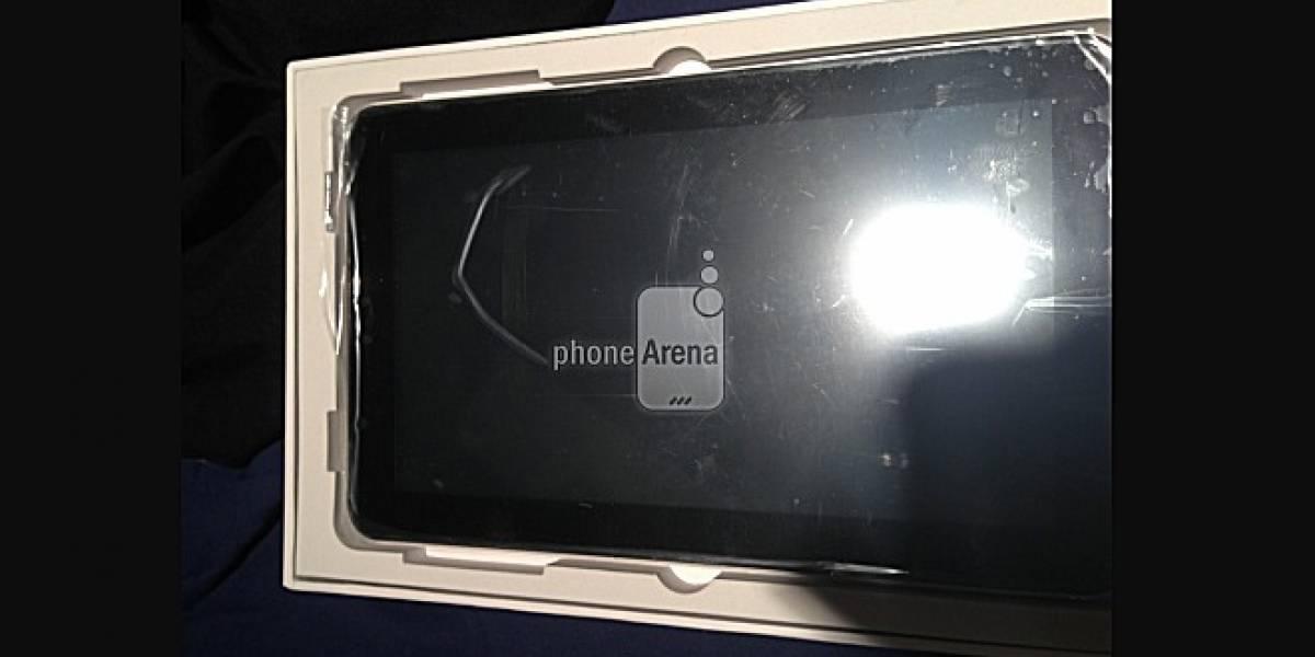 Se filtran imágenes del Samsung Galaxy Tab 3