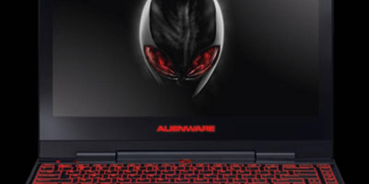 Revelan precio del Alienware M11x.