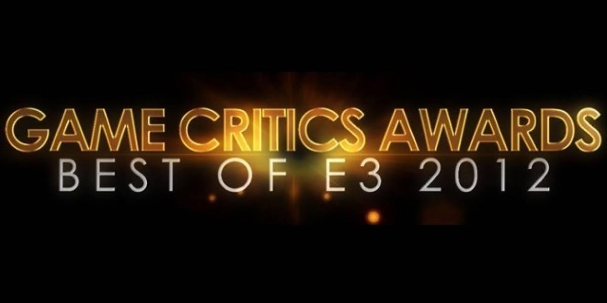 Game Critics Awards, lista de ganadores a 'Lo mejor de la E3 2012'