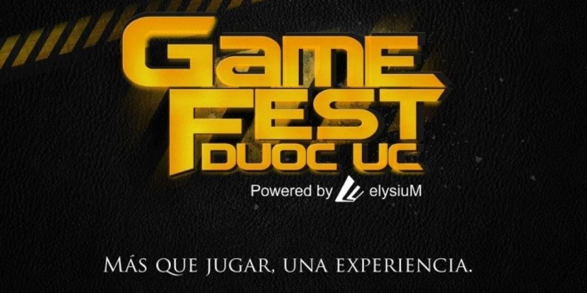 Chile: Mañana es la gran final del GameFest, organizado por Duoc UC