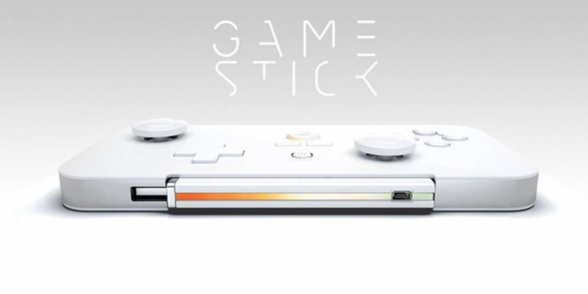 GameStick logra su meta de financiamiento en Kickstarter