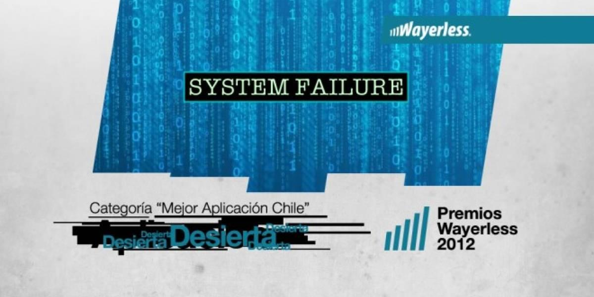 ¿Y la Mejor Aplicación Móvil Chile 2012 es...?