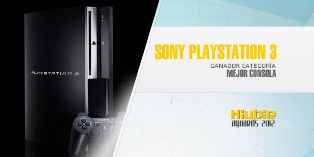 Niubie Aguards: PlayStation 3 es la Mejor Consola de 2012