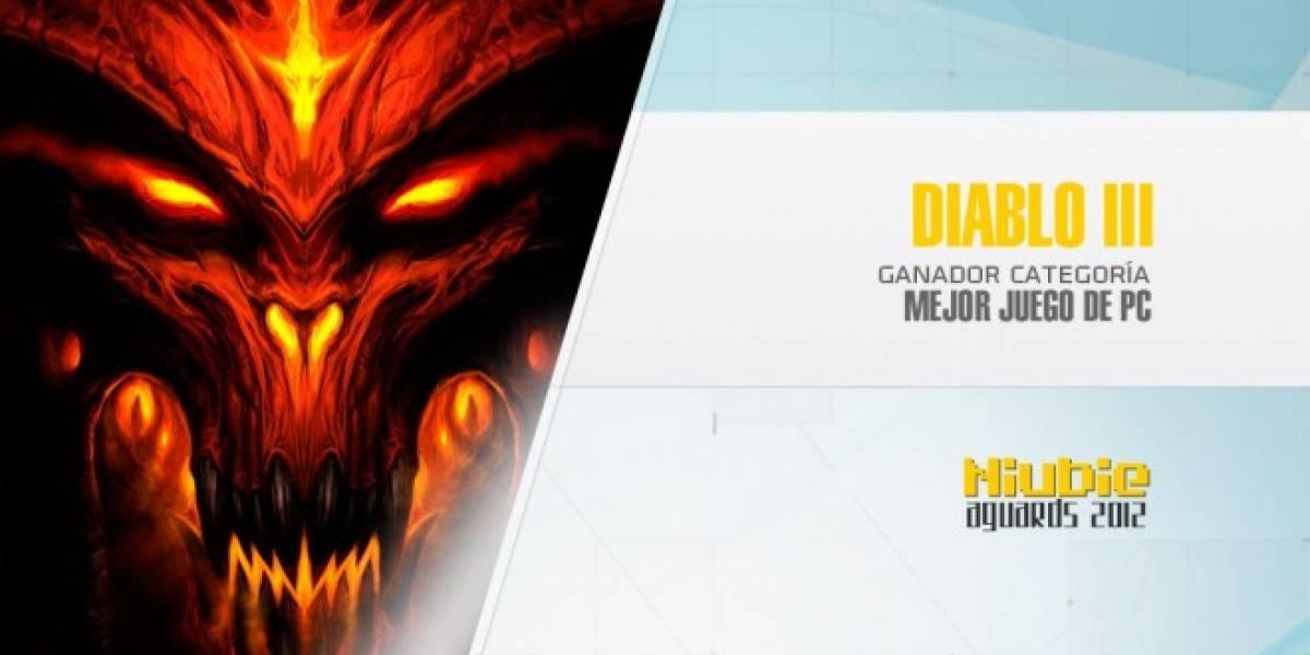 Niubie Aguards: Diablo III es el Mejor Juego de PC de 2012