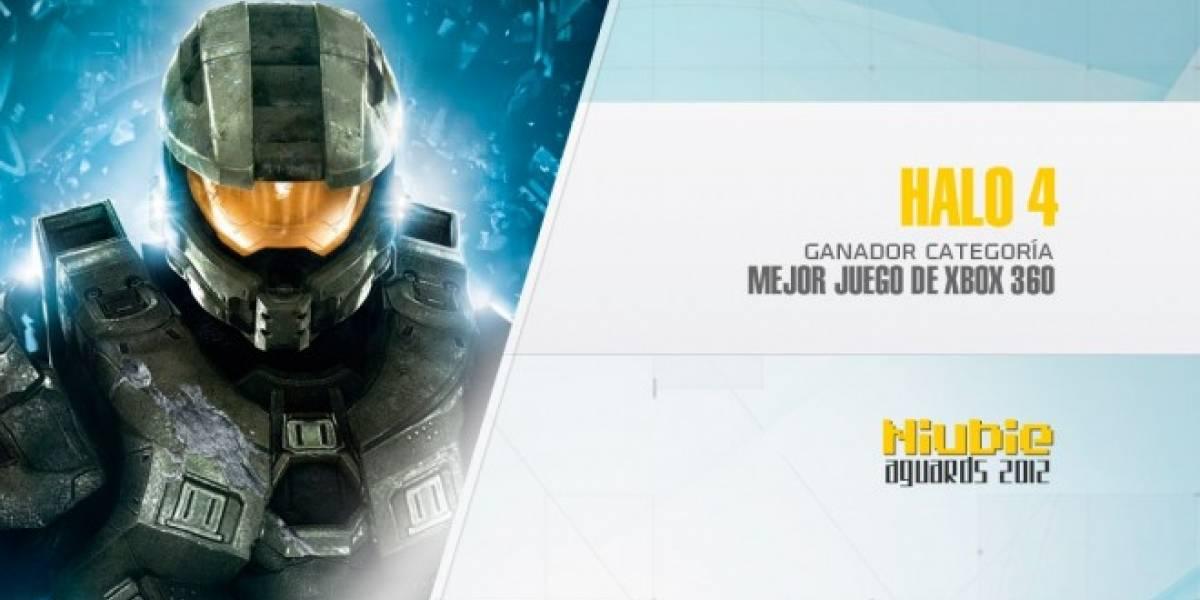 Niubie Aguards: Halo 4 es el Mejor Juego de Xbox 360 del 2012