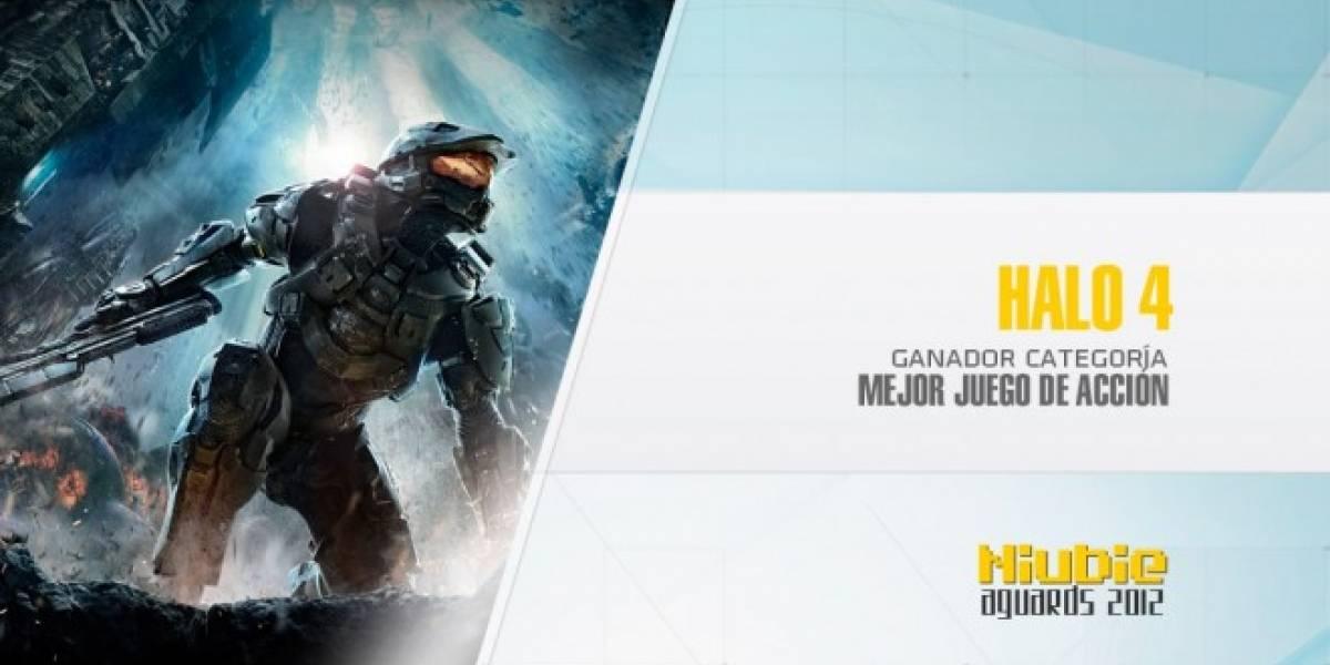 Niubie Aguards: Halo 4 es el Mejor Juego de Acción de 2012