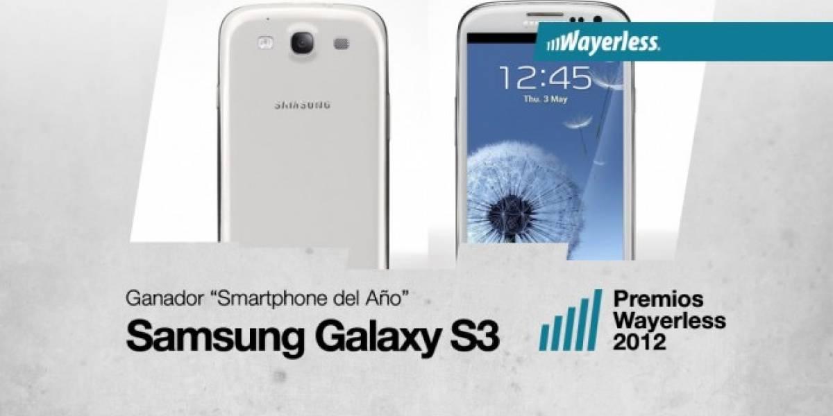 El Samsung Galaxy S III es el Smartphone del Año 2012 [WL aWards]
