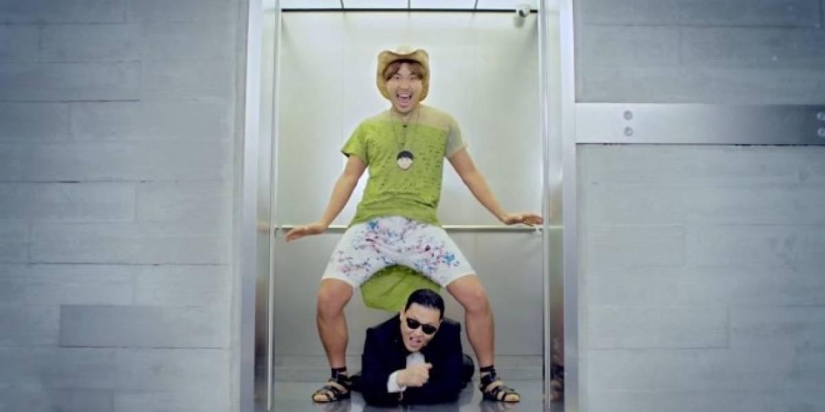 Gangnam Style llega a Dance Central 3 durante este mes