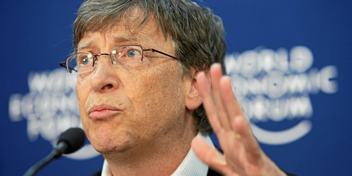 "Bill Gates: La censura a internet en China ""es muy limitada"""