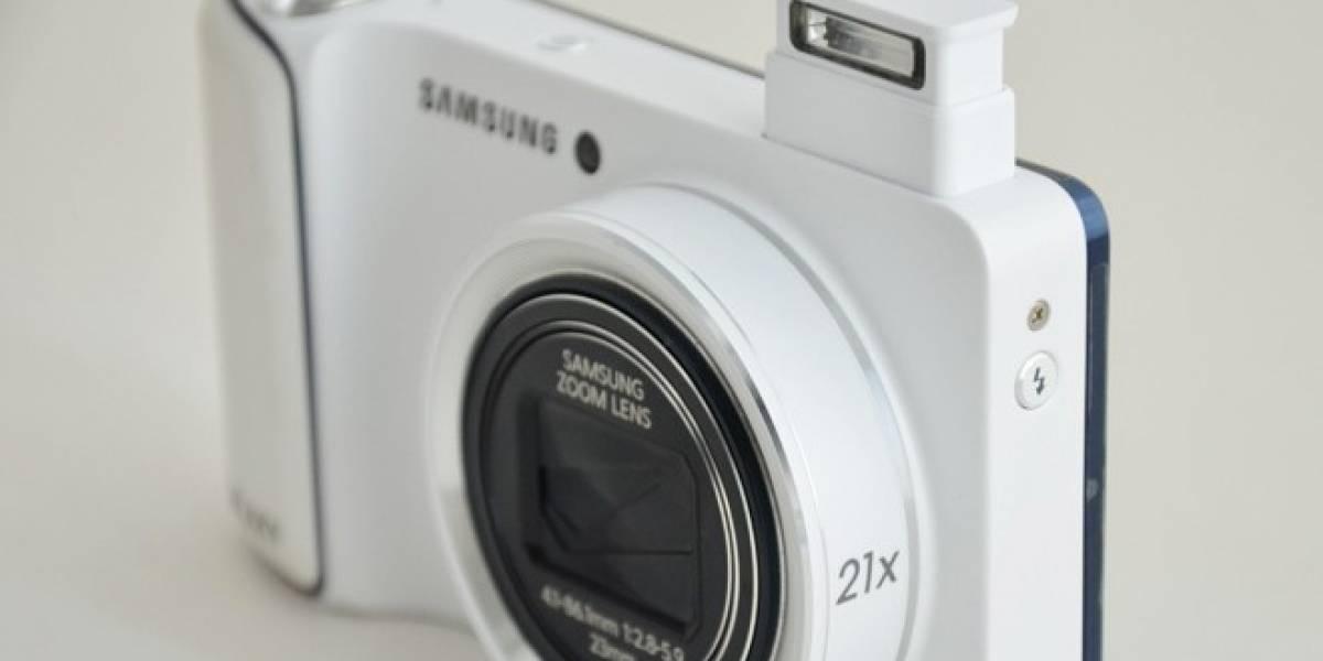Samsung estrena Galaxy Camera sólo con WiFi