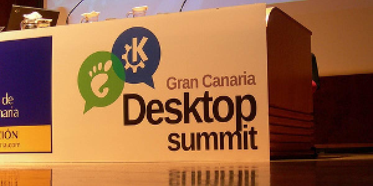Videos y presentaciones de Gran Canaria Desktop Summit