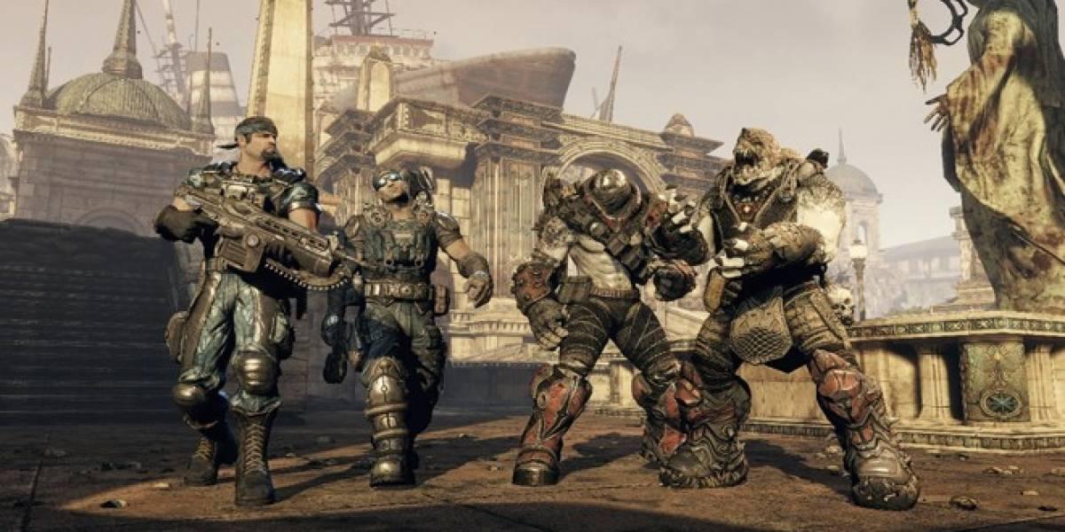 No habrá más contenido descargable para Gears of War 3