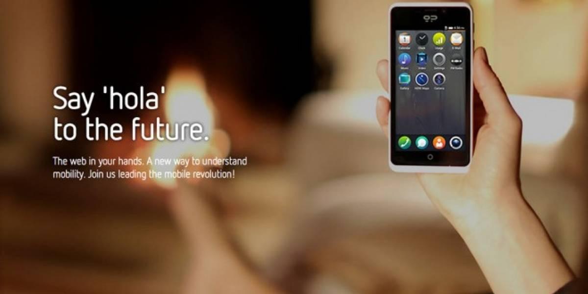 Geeksphone Revolution tendrá Android, Firefox OS y procesador Intel