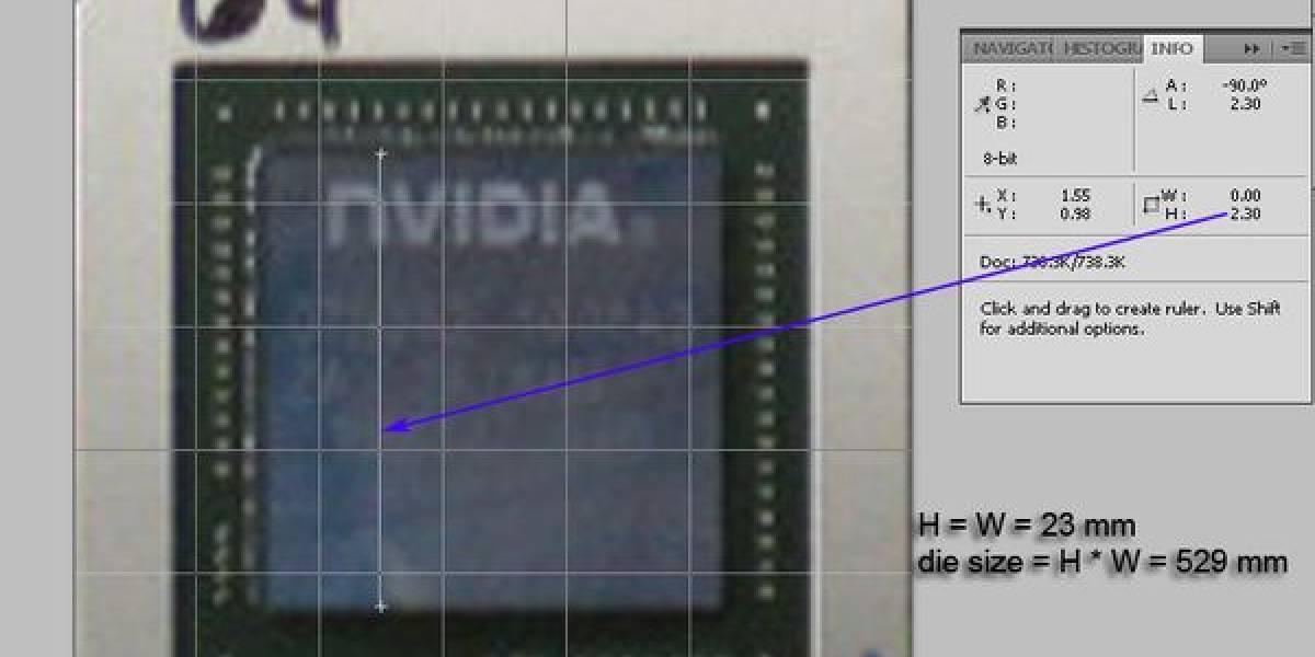 Nvidia Geforce GTX 470 y GTX 480: Tamaño de die y precio