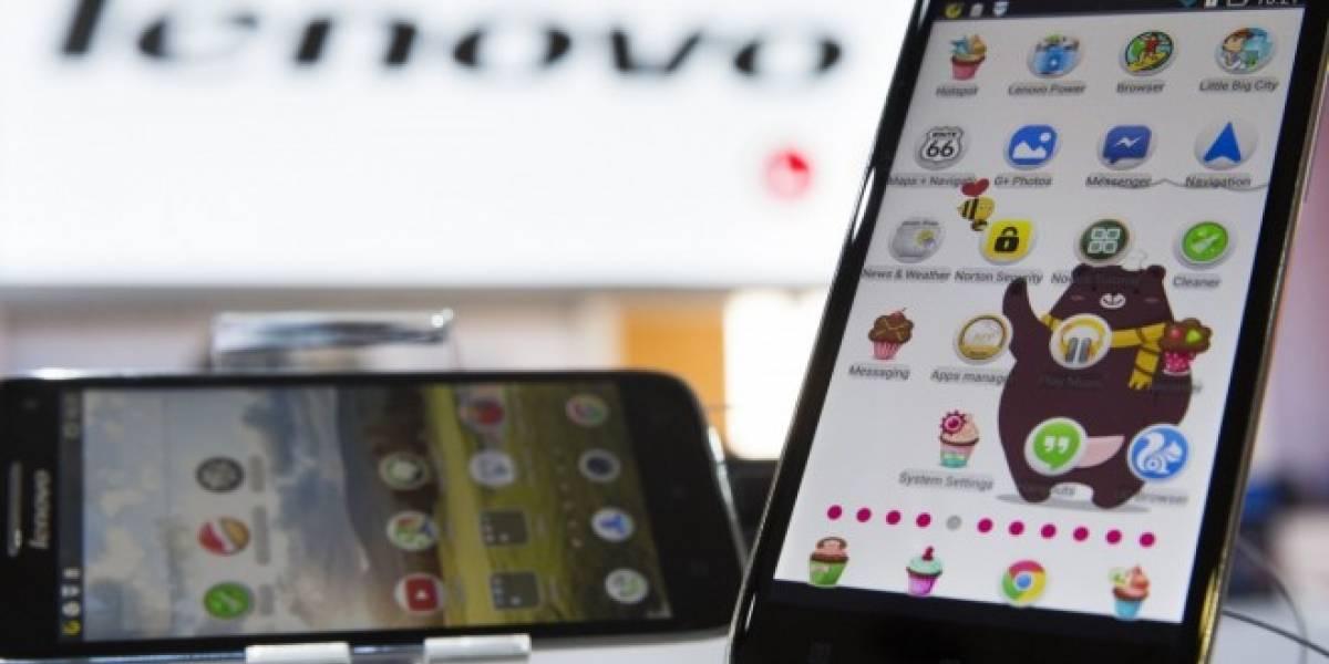 Huawei, Coolpad, ZTE y Lenovo venderán 50 millones de smartphones en 2014