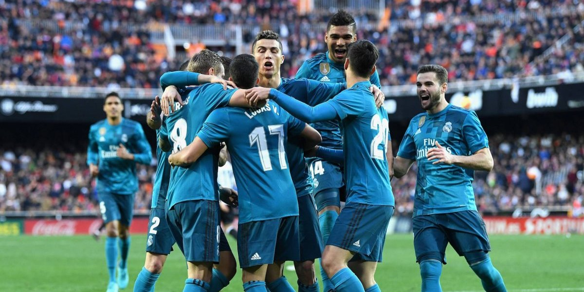 CR7 y Real Madrid regresan a la senda de la victoria