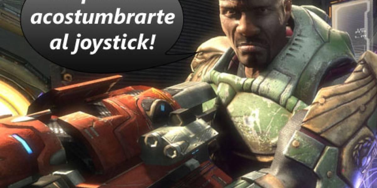 Unreal Engine 4 tiene prioridad en consolas, luego para PC si se acuerdan.....