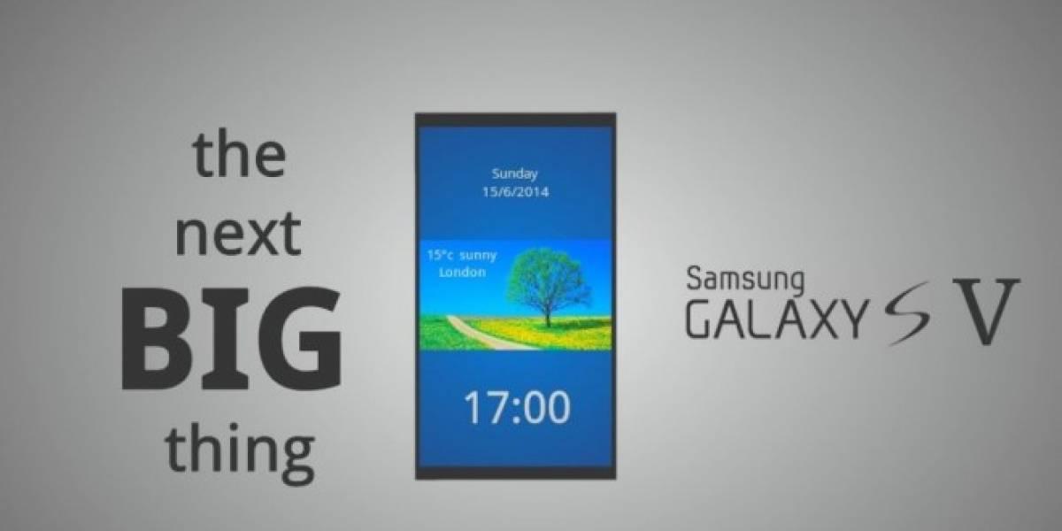 El Samsung Galaxy S5 podría ser presentado en enero de 2014