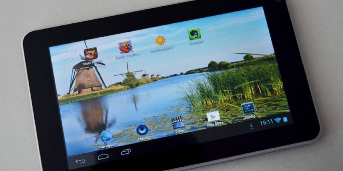 Review Alcatel One Touch TAB T10 [W Labs]