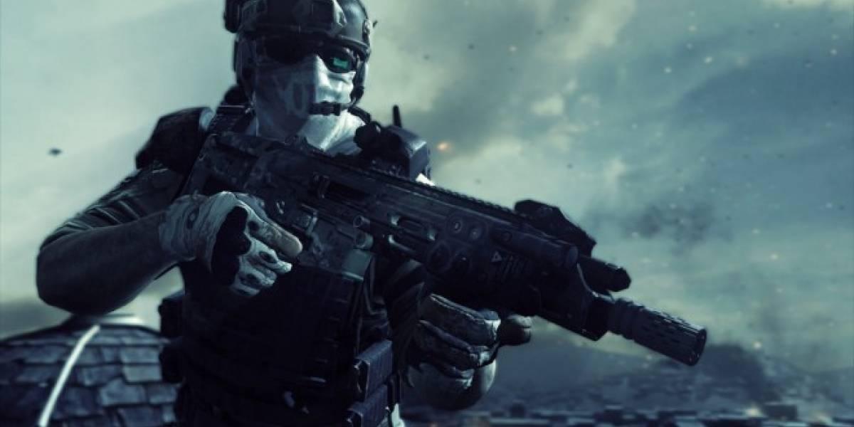 Ubisoft busca llevar Ghost Recon a la pantalla grande