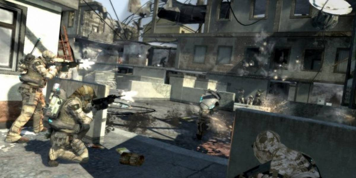 E3 2012: Ghost Recon Online sigue en pie para Wii U