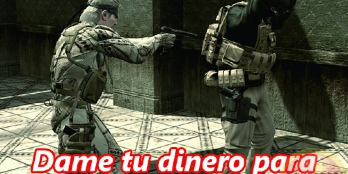 Metal Gear Solid 4 tiene fecha, Dual Shock 3 también...
