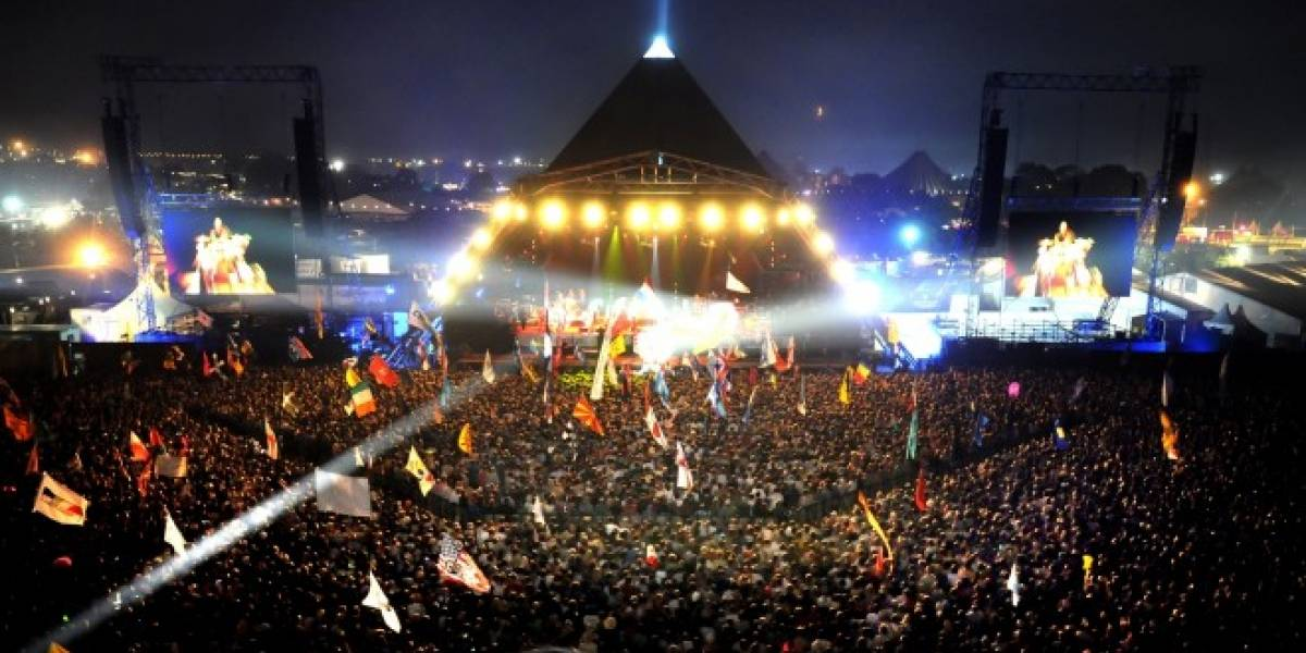 Festival de Glastonbury será el primero del Reino Unido con cobertura LTE