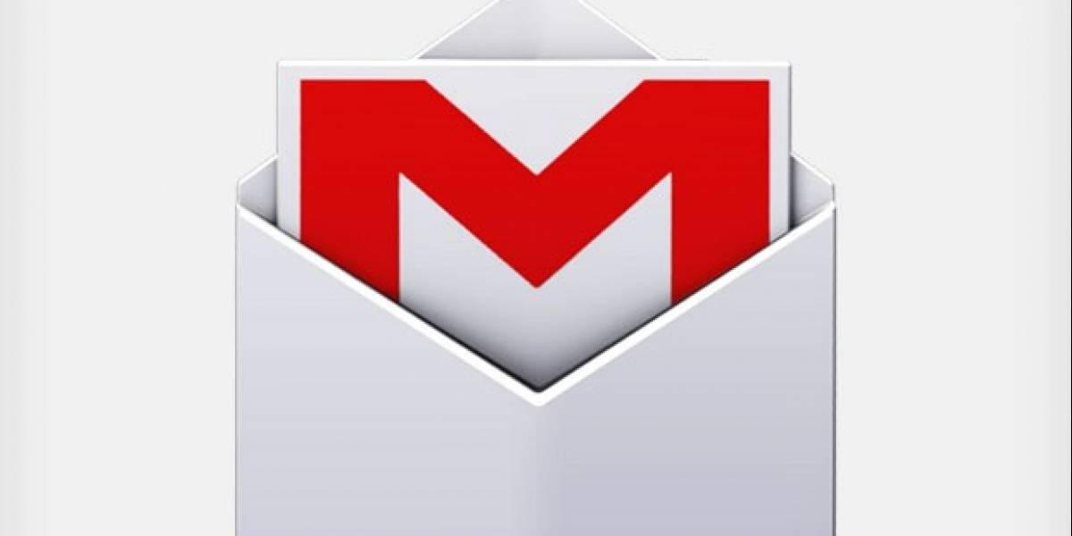 Nueva aplicación de Gmail para Android es capaz de mostrar publicidad