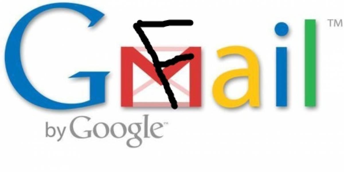 Problemas con Gmail (otra vez)